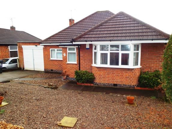 2 bed bungalow for sale in Church Hill Road, Thurmaston, Leicester, Leicestershire