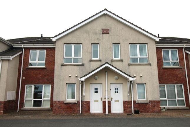 Thumbnail Flat for sale in Main Road, Cloughey