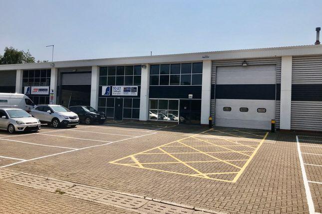 Thumbnail Industrial to let in Unit 7 Springlakes Industrial Estate, Deadbrook Lane, Aldershot