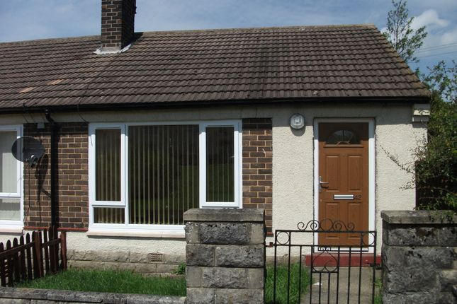 Thumbnail Terraced bungalow to rent in Shirley Close, Evenwood, Bishop Auckland, County Durham
