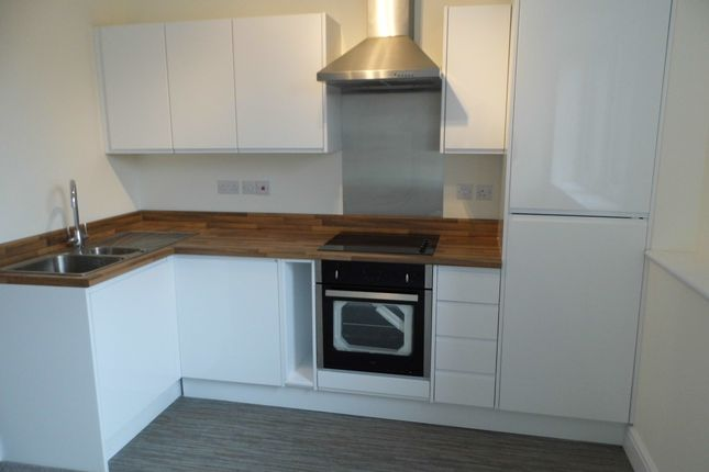 Studio to rent in Electra House, Swindon