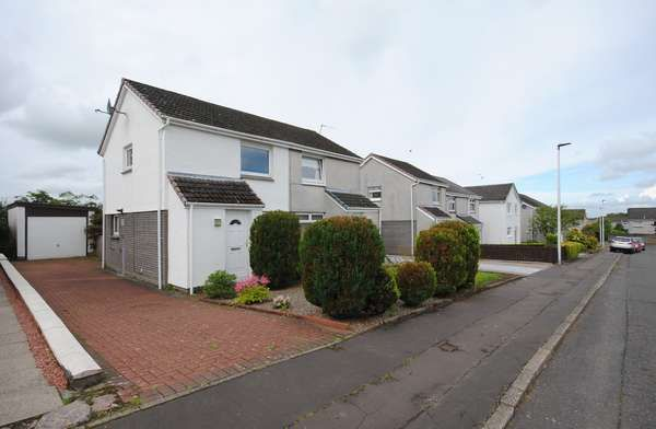 Thumbnail Property for sale in 3 High Meadow, Carluke