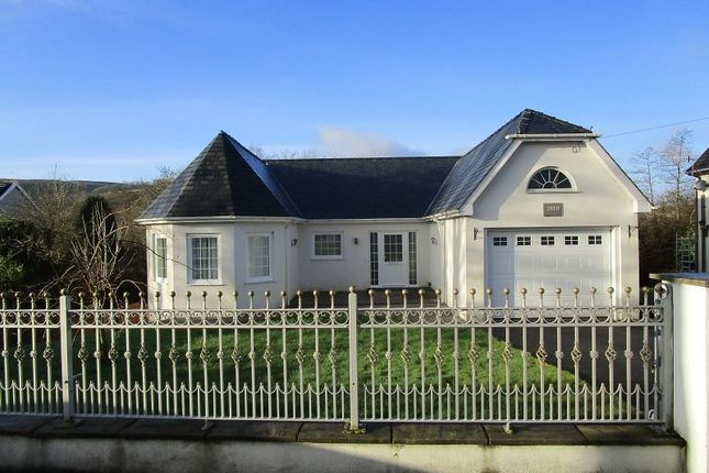 Thumbnail Detached house for sale in Walters Road, Cwmllynfell, Swansea.