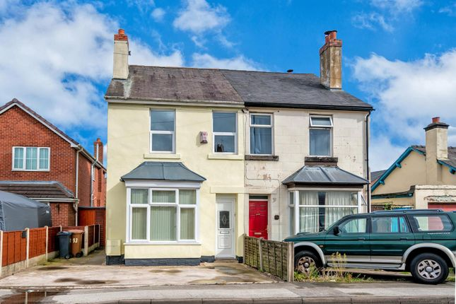 Thumbnail Semi-detached house for sale in Ashmore Lake Road, Willenhall