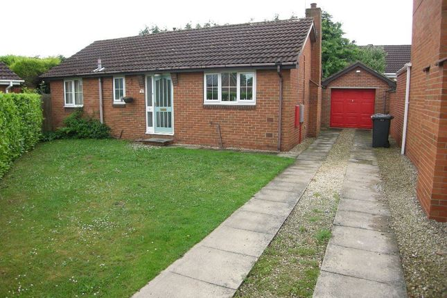 Thumbnail Bungalow to rent in Gleneagles Drive, Doncaster