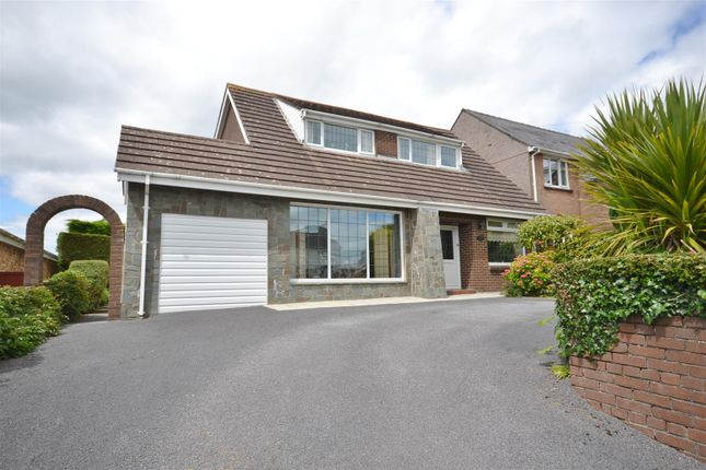 Thumbnail Detached bungalow for sale in Banc Pendre, Kidwelly