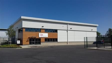 Thumbnail Light industrial to let in Unit 2, Bullrush Business Park, First Point, Doncaster