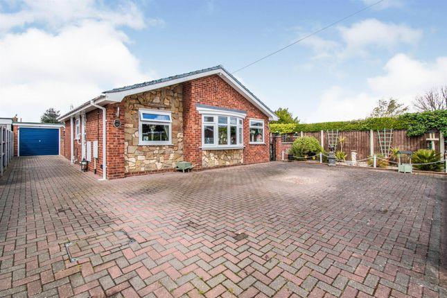 Thumbnail Detached bungalow for sale in Lavenham Way, Lowestoft