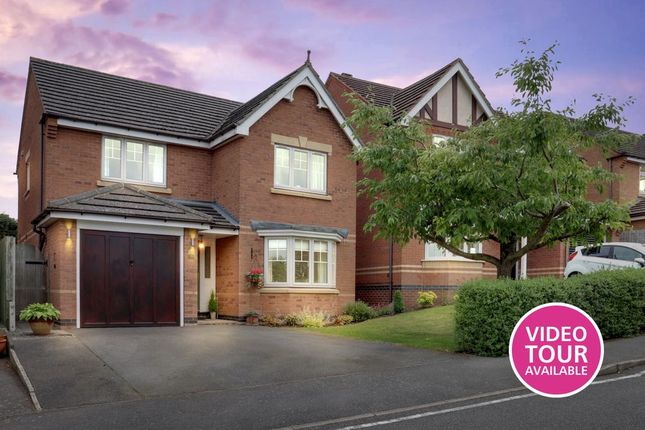 Thumbnail Detached house for sale in Fern Ley Close, Market Harborough