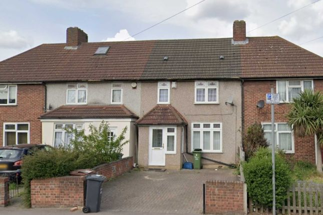 Thumbnail Terraced house to rent in Gale Road, Becontree