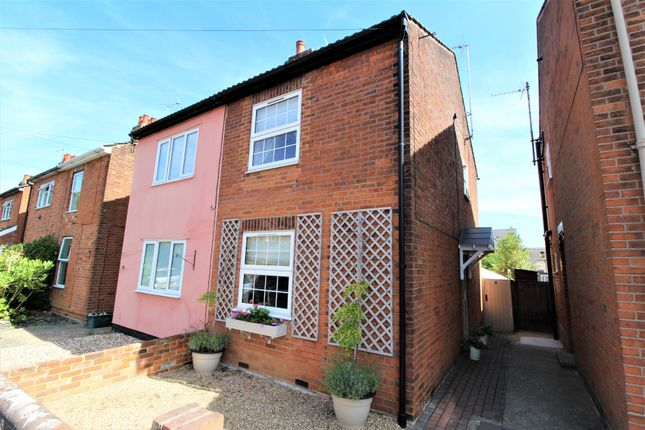 Thumbnail Semi-detached house for sale in King Coel Road, Lexden, Colchester