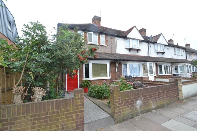 End terrace house for sale in Hampton Road West, Hanworth, Feltham