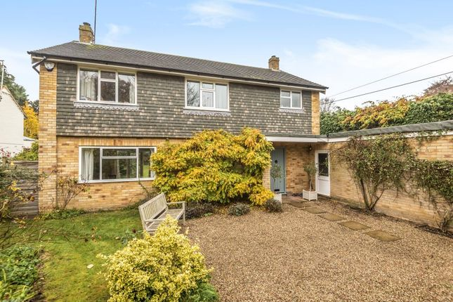 4 bed detached house for sale in Chieveley, Newbury RG20