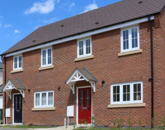 Thumbnail Mews house for sale in Off Winchester Road, Blaby