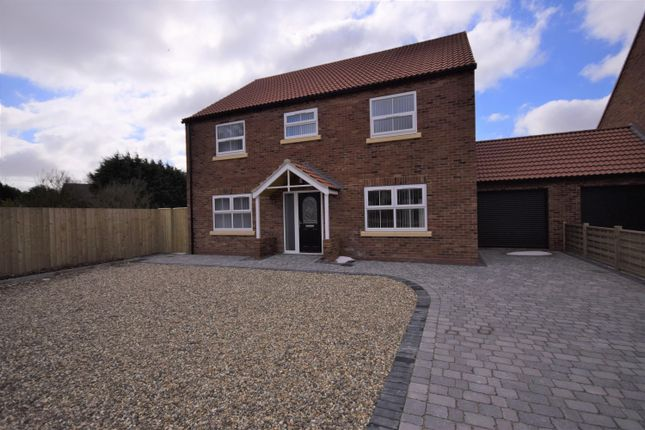 Thumbnail Detached house for sale in High Street, Bempton, Bridlington
