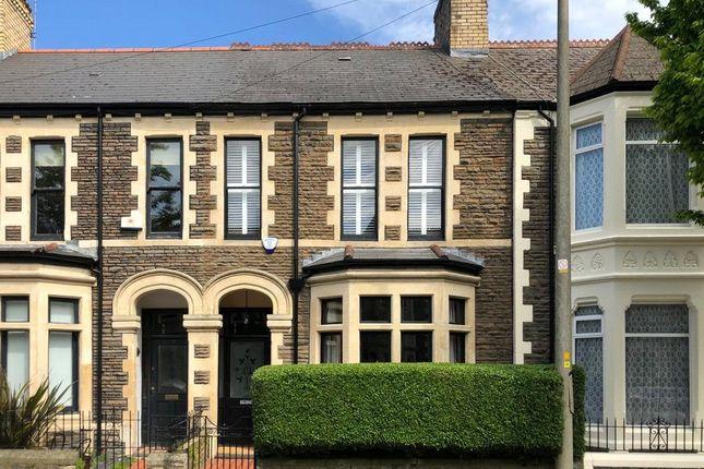 Thumbnail Terraced house for sale in Pitman Street, Pontcanna, Cardiff