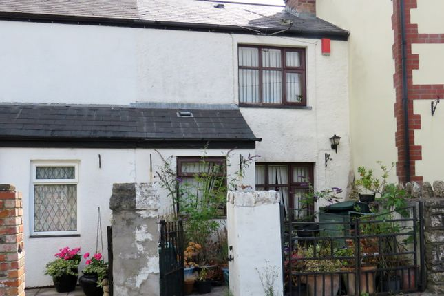 Thumbnail Cottage for sale in Brock Street, Barry