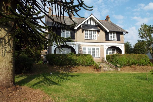 Thumbnail Detached house for sale in Haresfield, 51 Southward Lane, Langland, Swansea