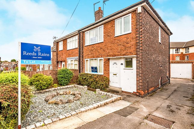 Thumbnail Semi-detached house to rent in Eastfield Drive, Pontefract