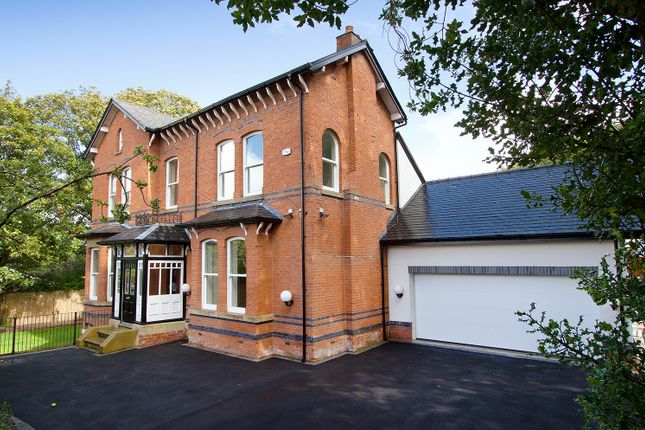 Thumbnail Detached house for sale in Lowther Road, Manchester