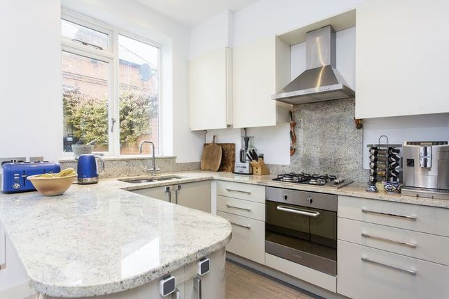 Kitchen of North Hill, Highgate N6