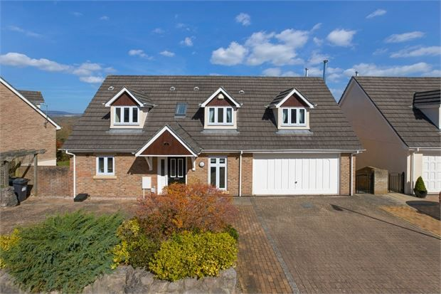 Thumbnail Detached house for sale in Nelson Place, Jetty Marsh, Newton Abbot, Devon.