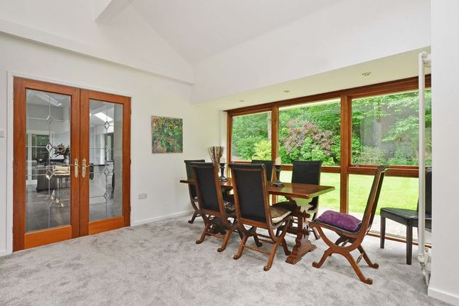 Dining Area of Forest Edge, Whirlow, Sheffield S11