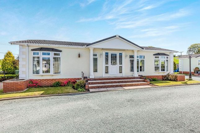 Thumbnail Bungalow for sale in The Rowe, Stableford, Newcastle