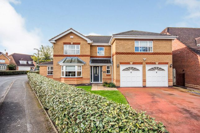 5 bed detached house for sale in Dengate Drive, Balsall Common, Coventry CV7