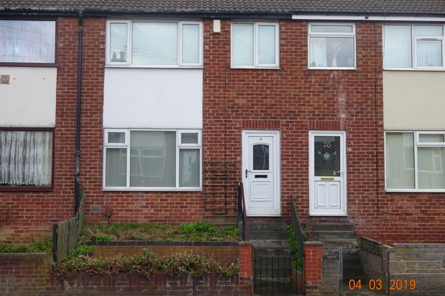 Thumbnail Terraced house to rent in Model Terrace, Armley, Leeds