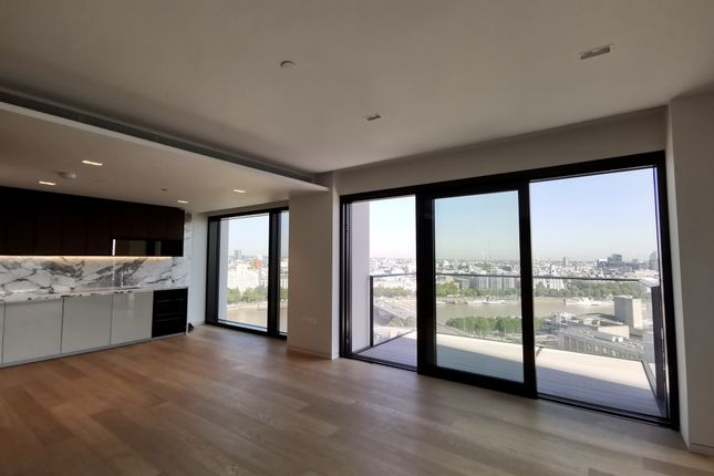 Thumbnail Flat to rent in Belvedere Garden, Southbank Place
