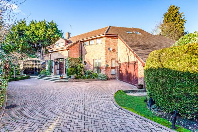 Thumbnail Detached house for sale in Laurino Place, Bushey Heath, Hertfordshire