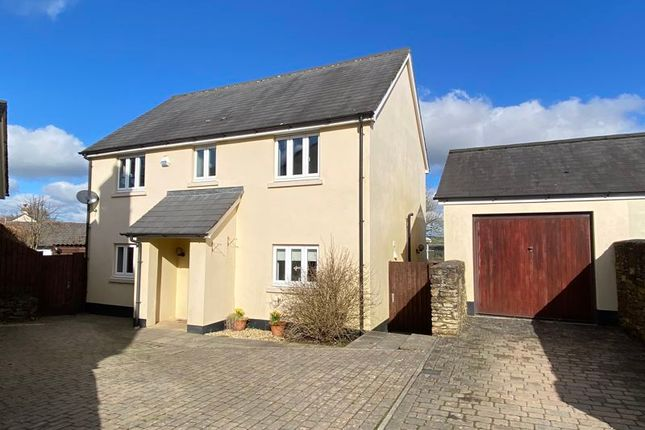 Thumbnail Detached house for sale in Townland Rise, Petrockstow, Okehampton