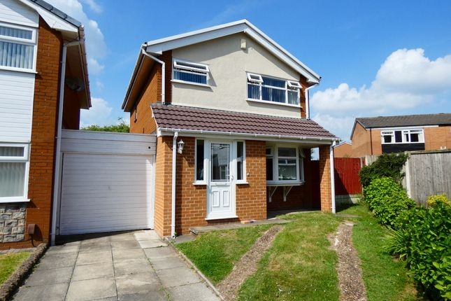 Thumbnail Detached house for sale in Pinfold Drive, Eccleston, St. Helens