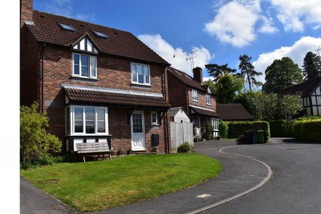 Thumbnail Detached house for sale in Cherry Grove, Hungerford