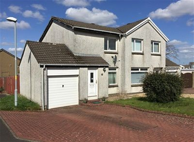 Thumbnail Semi-detached house to rent in Glenmore, Whitburn, Whitburn