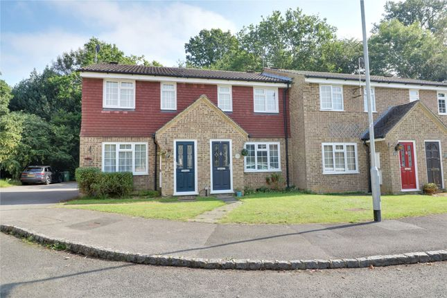 3 bed terraced house for sale in Hungerford Close, Sandhurst, Berkshire GU47