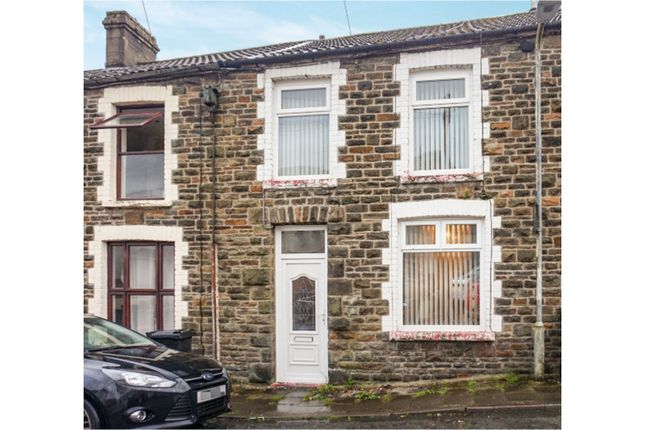 Thumbnail Terraced house for sale in John Street, Treharris