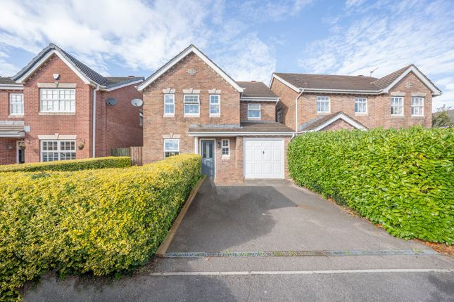 4 bed detached house for sale in Cowleaze, Magor NP26