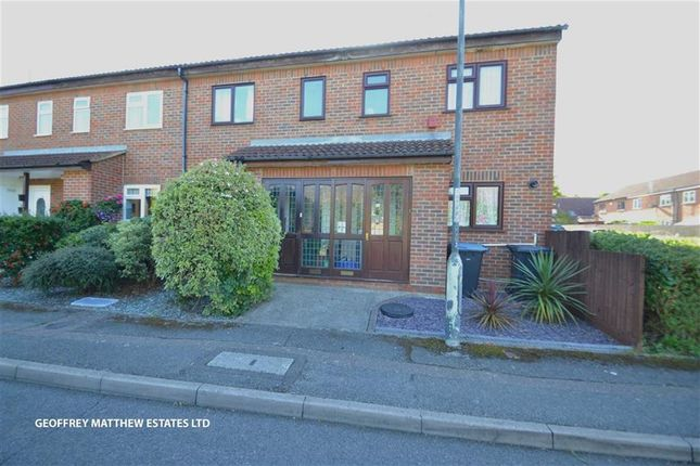 Thumbnail Terraced house for sale in Holmes Meadow, Harlow, Essex