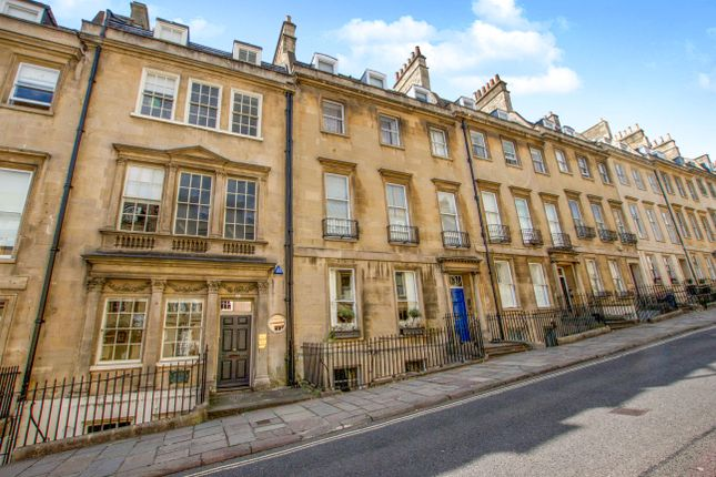 Thumbnail Flat to rent in Gay Street, Bath
