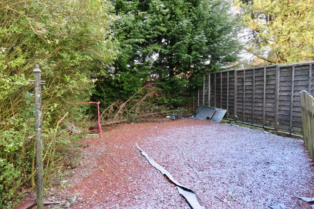 Rear Garden of Whinhall Avenue, Airdrie ML6
