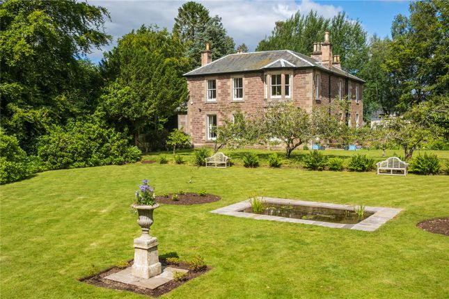 Thumbnail Detached house for sale in Druids Park House, Murthly, Perth