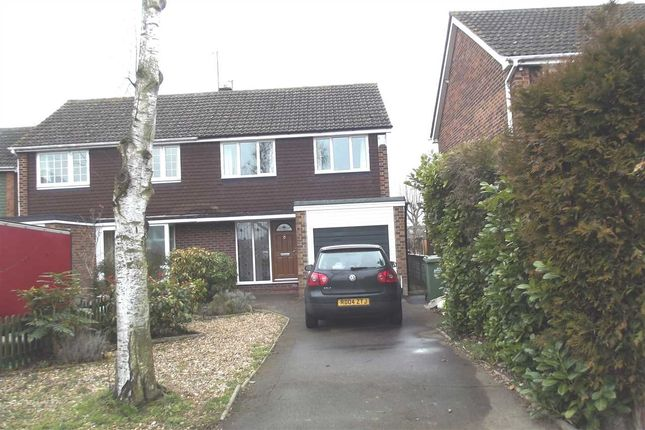 Thumbnail Semi-detached house to rent in Stanstead Road, Hoddesdon