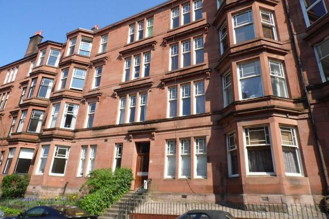 Thumbnail Flat to rent in Cranworth Street, West End, Glasgow