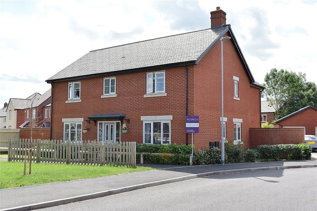 Thumbnail Detached house for sale in Centurion Drive, Kempsey, Worcester, Worcestershire