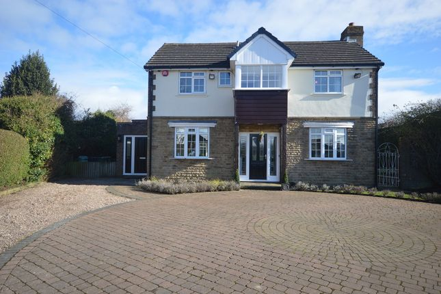 Thumbnail Detached house for sale in Dunbottle Lane, Mirfield, West Yorkshire
