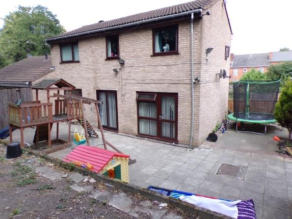 Thumbnail Terraced house for sale in Emery Street, Walsall, West Midlands
