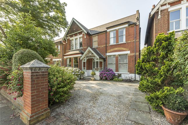 Thumbnail Detached house for sale in Hamilton Road, Ealing