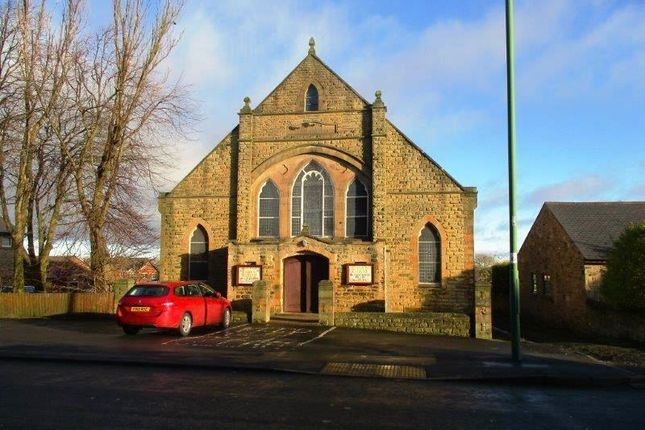 Thumbnail Commercial property for sale in Catchgate Methodist Church, North Road, Stanley, County Durham